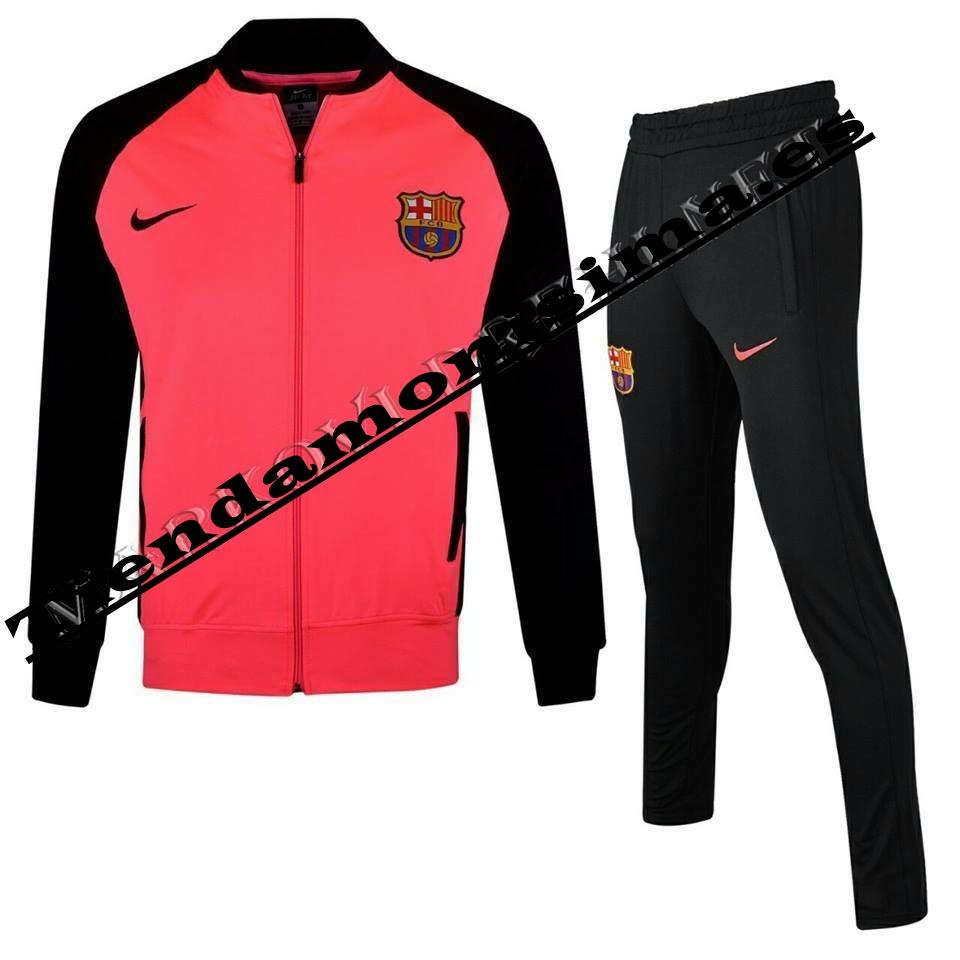 exprimir Geometría tranquilo  Chandal Nike Barca, color rosa | Tienda Monísima