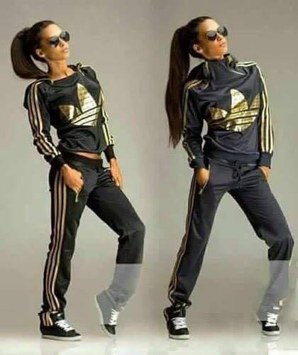 chandal mujer Adidas,dorado – Tienda Monísima