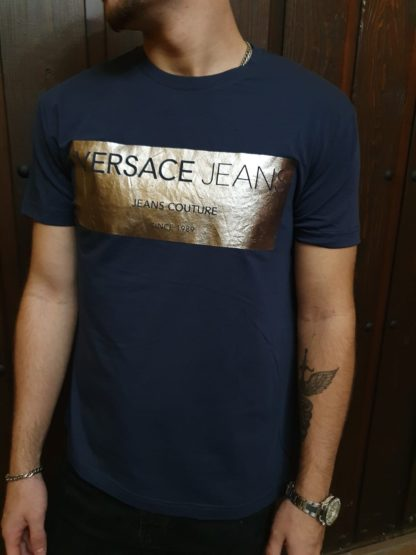 Camiseta Versace Jeans Couture Since 1989
